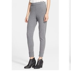 NWT Rag & bone Charlize gray cashmere sweat pants